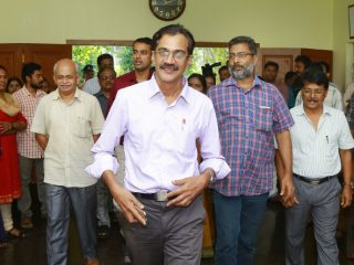 Dr. V. Anil Kumar assumed office as the Vice Chancellor of Malayalam University